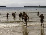 Training kicks off in Dover Harbour