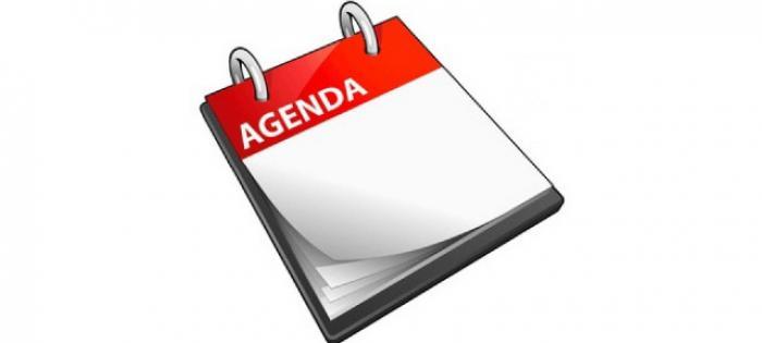 2015 AGM Agenda