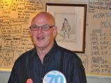 Barrie 'The Beach Stomper' turns 70