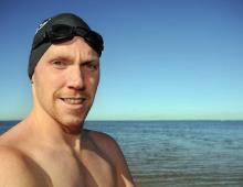 Fastest Solo Channel Swim