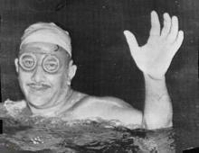 First 2-way Channel Swim