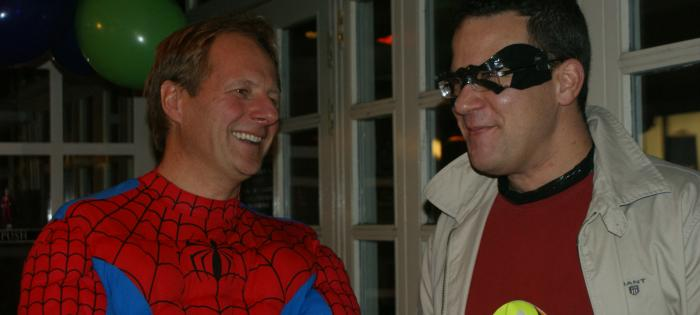 Super Heroes Party in London