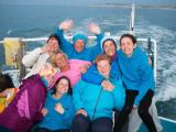 FIRST IRISH DEAF CHANNEL SWIMMERS IN HISTORY