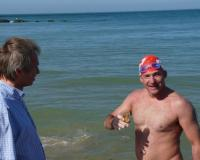 Bliss for Bayliss who sets new  A2A world record