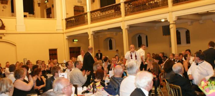 The 2012 CS&PF Dinner