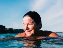 Longest Channel Swimming Career
